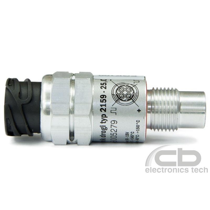 INDUCT. SENSOR ROUNDCONTACT 2159- 25mm