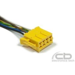 Kabel prędkościomierza ACTROS BB 2,3